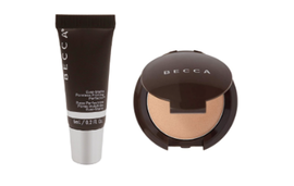 Shimmering skin & Poreless Priming perfector