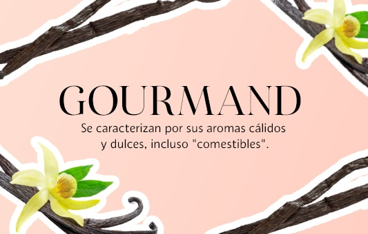 Fragancias gourmand