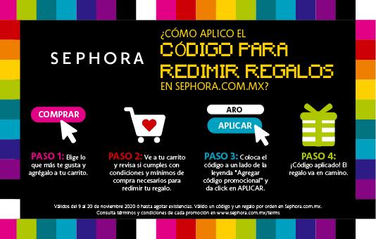 Regalos Sephora
