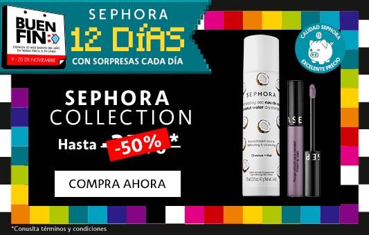50% Sephora Collection