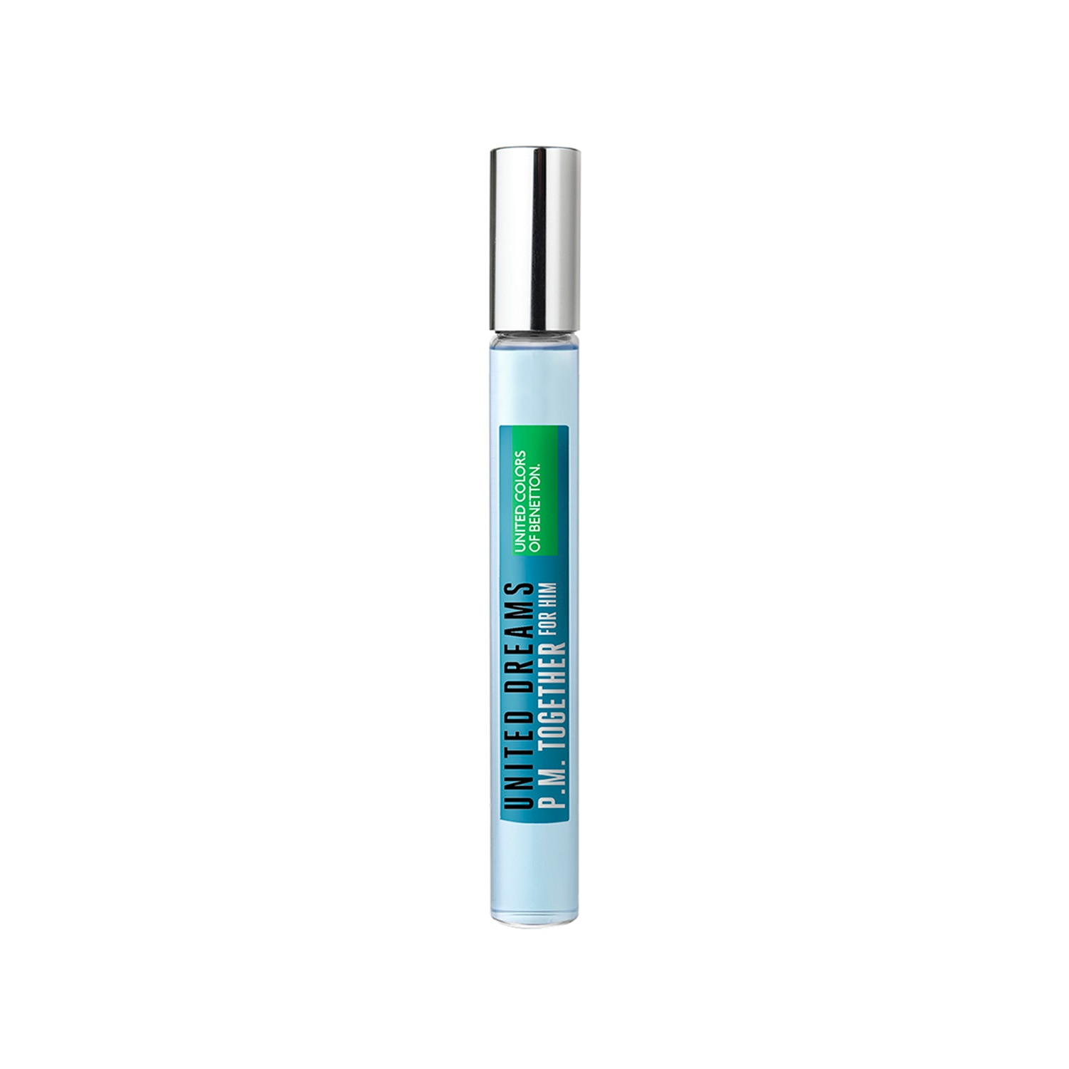 BENETTON, TOGETHER FOR HIM, EDT 100ML + BOOSTERS 2X10ML
