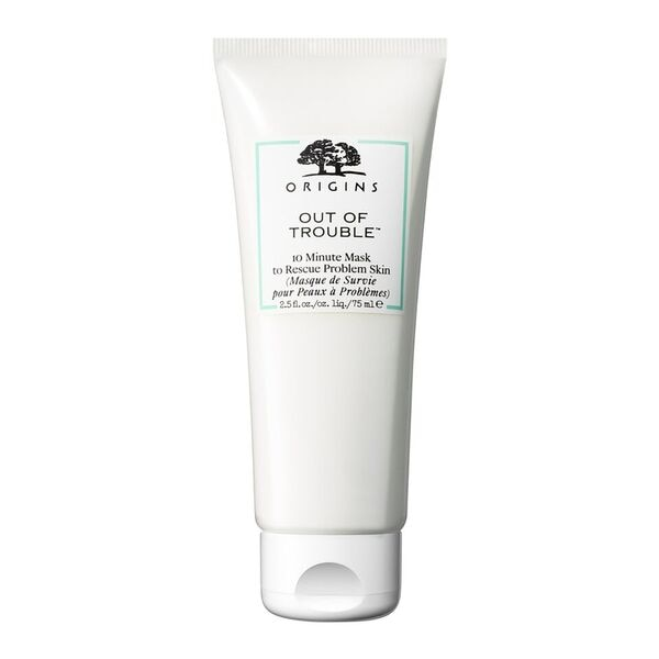 OUT OF TROUBLE™ 10 MINUTE MASK TO RESCUE PROBLEM SKIN 75ML