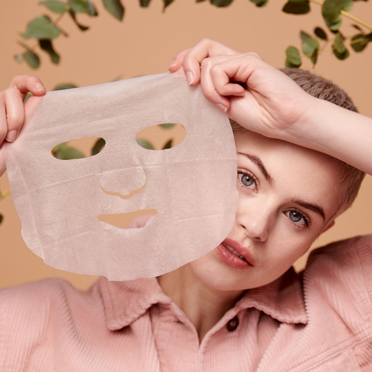 CLEAN FRESH MASK (MASCARILLA FACIAL DE PAPEL)