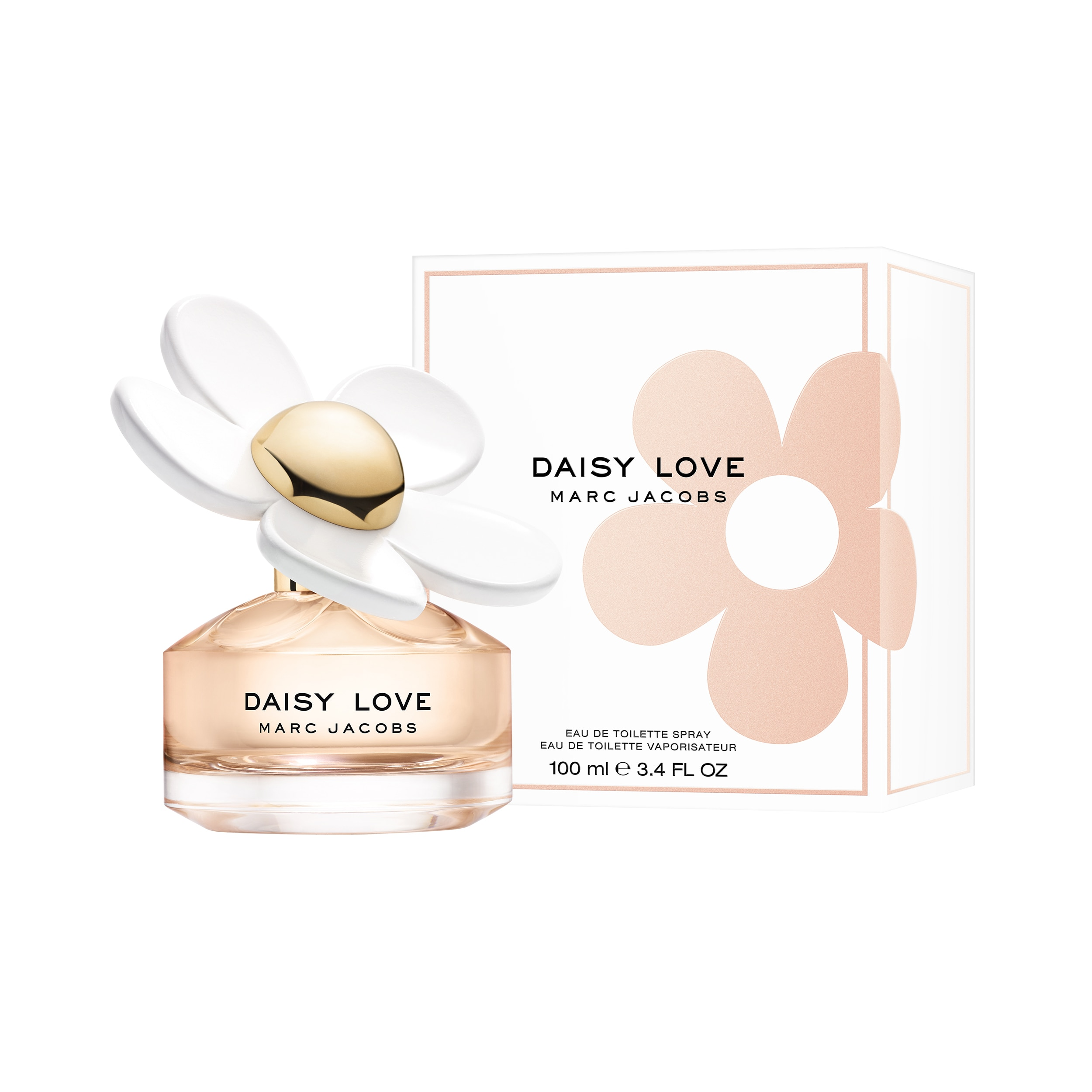 DAISY LOVE EAU DE TOILETTE 100 ML