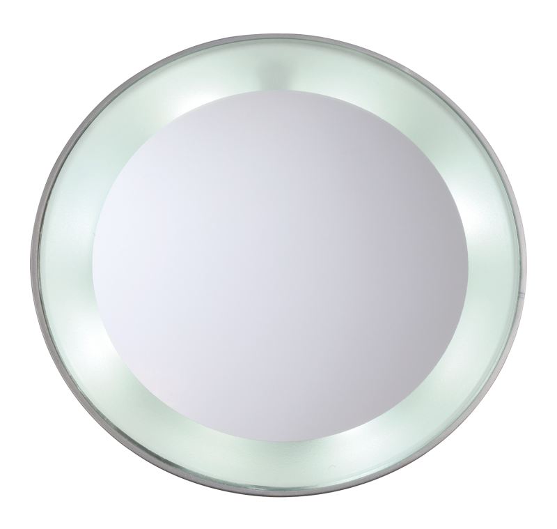 LED 15X MAGNIFYING MIRROR (ESPEJO CON LED)