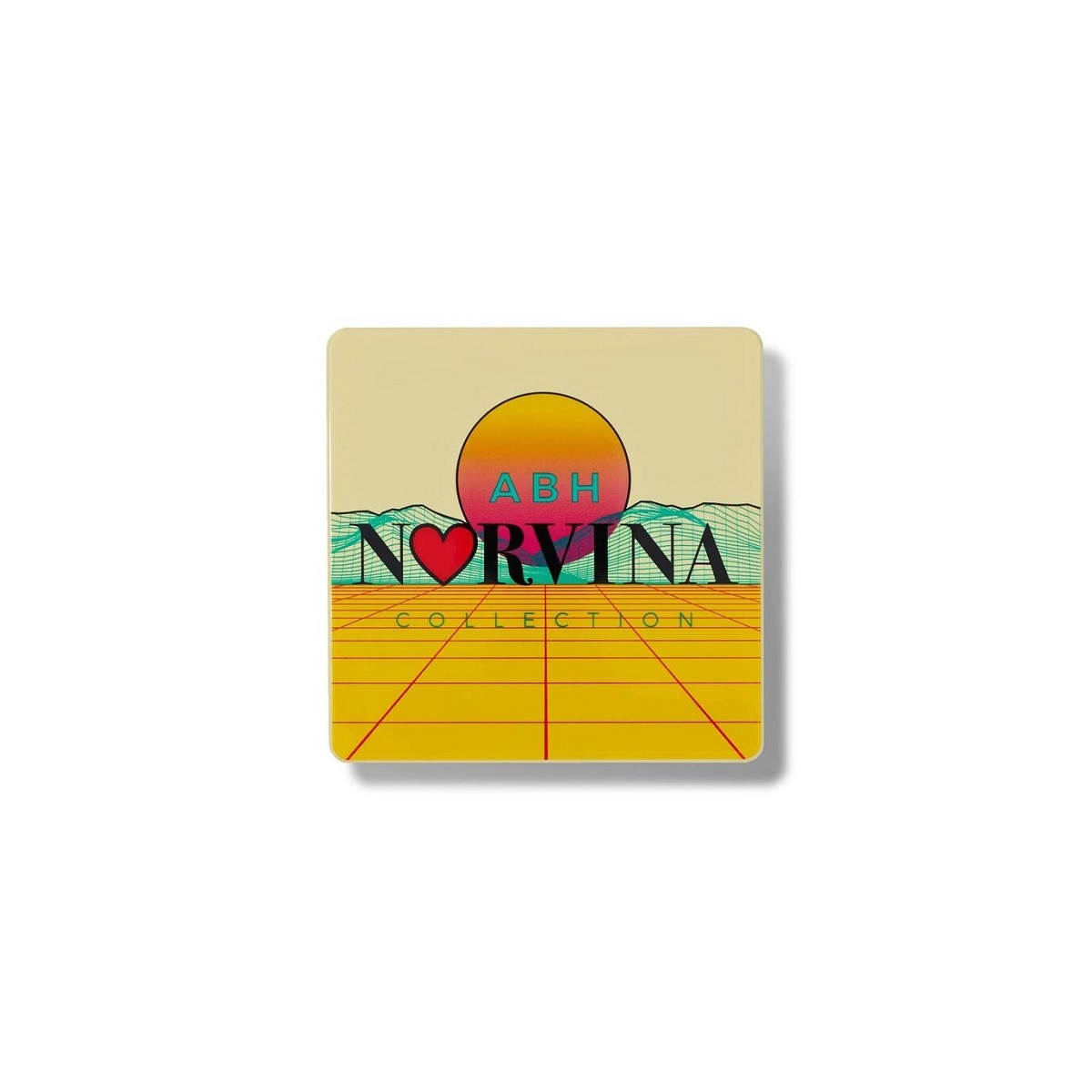 NORVINA® MINI PRO PIGMENT PALETTE VOL. 2 (PALETA DE SOMBRAS MINI)