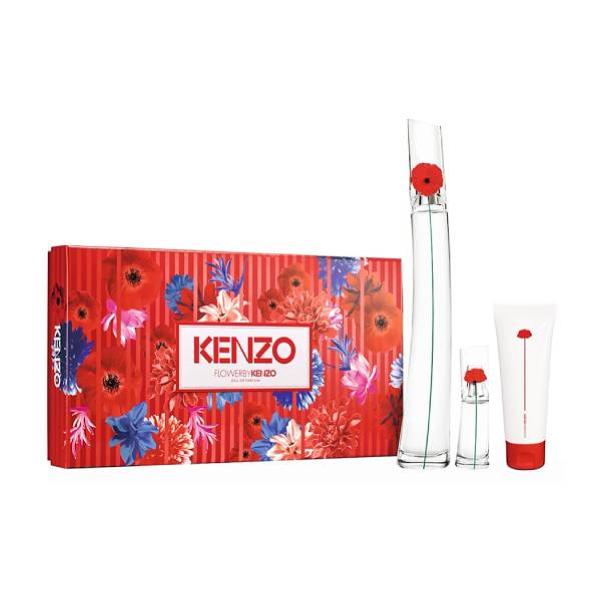 SET FLOWER BY KENZO EDP