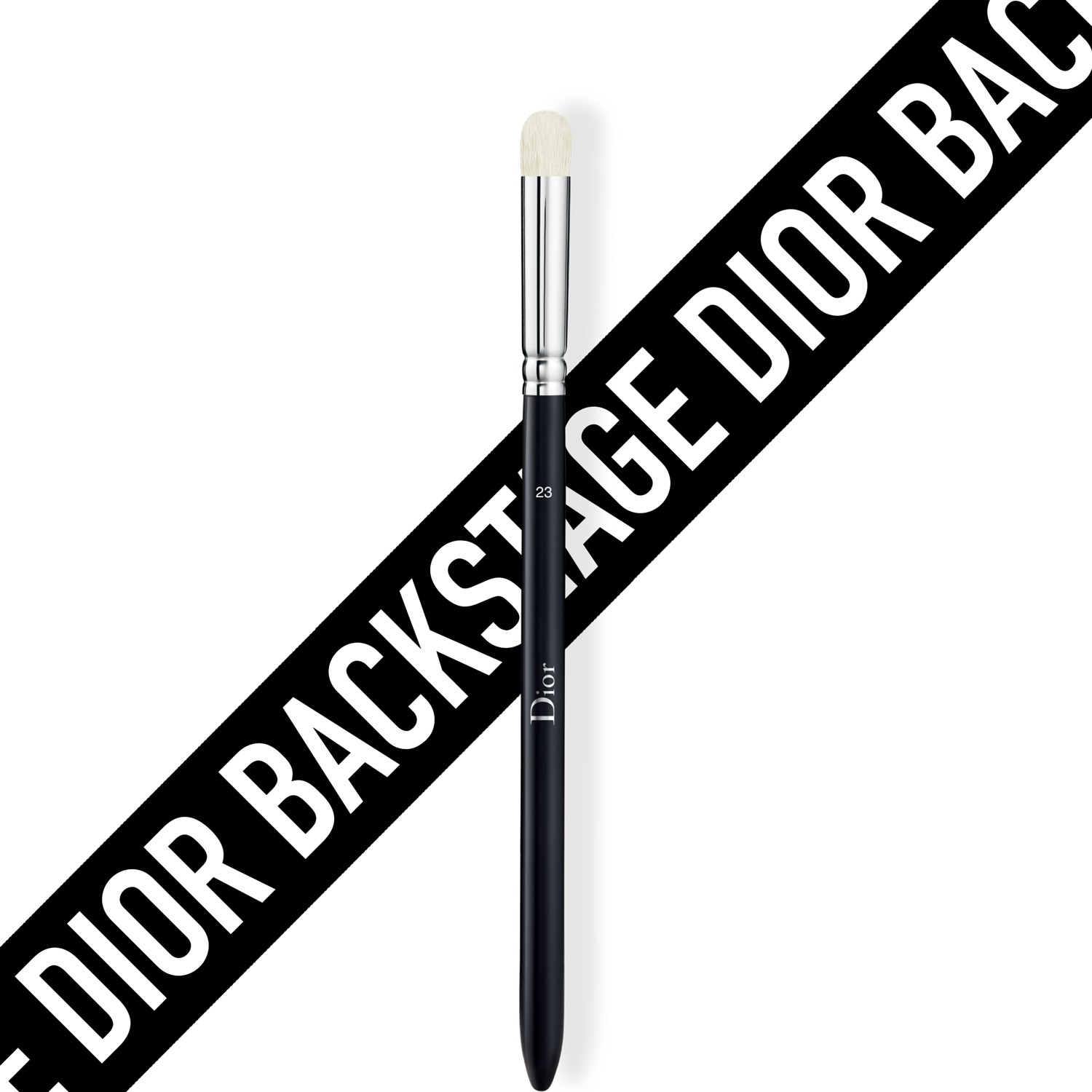 DIOR BACKSTAGE LARGE SMUDGING BRUSH NO. 23