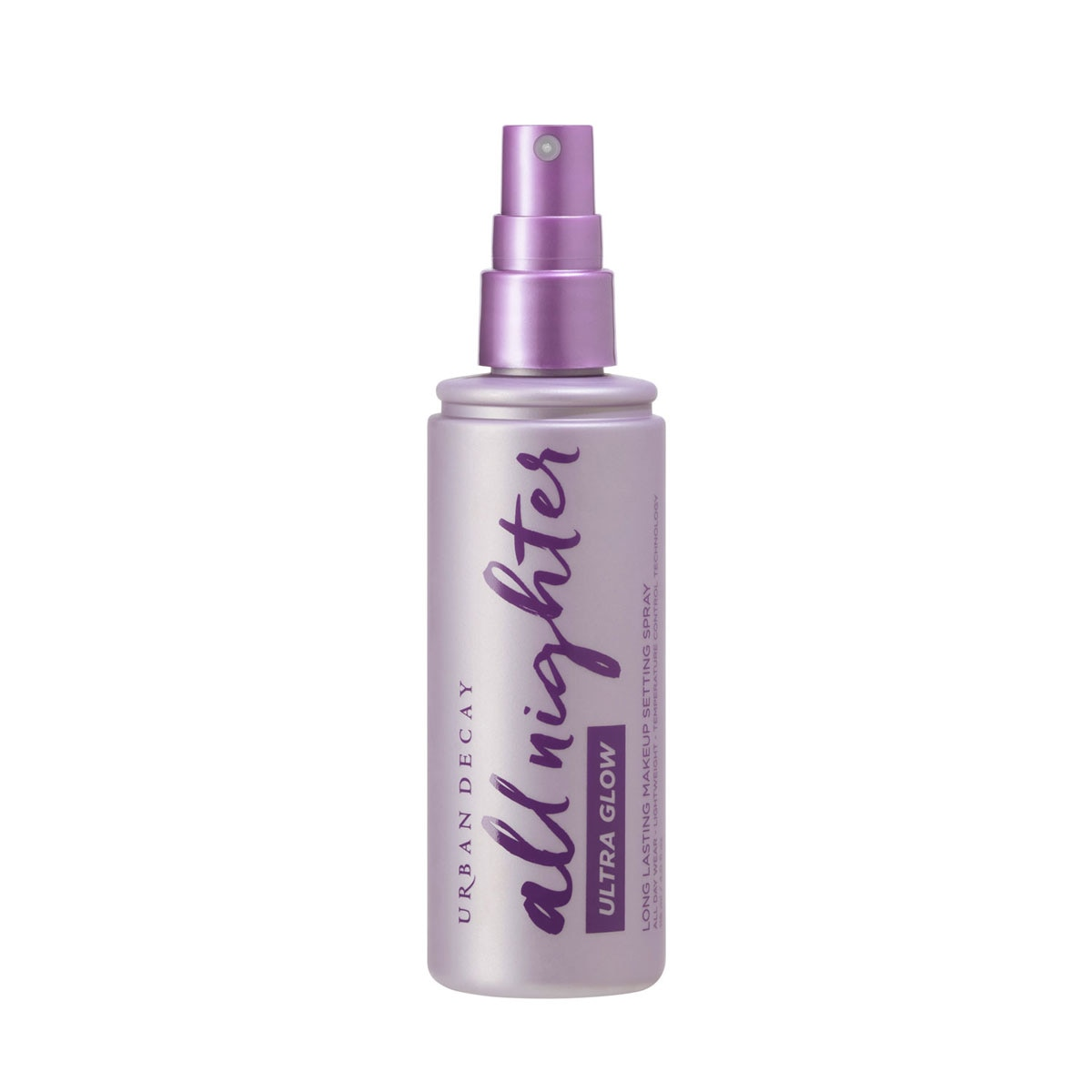 ALL NIGHTER MAKEUP SETTING SPRAY ULTRA GLOW  (SPRAY SELLADOR DE MAQUILLAJE)