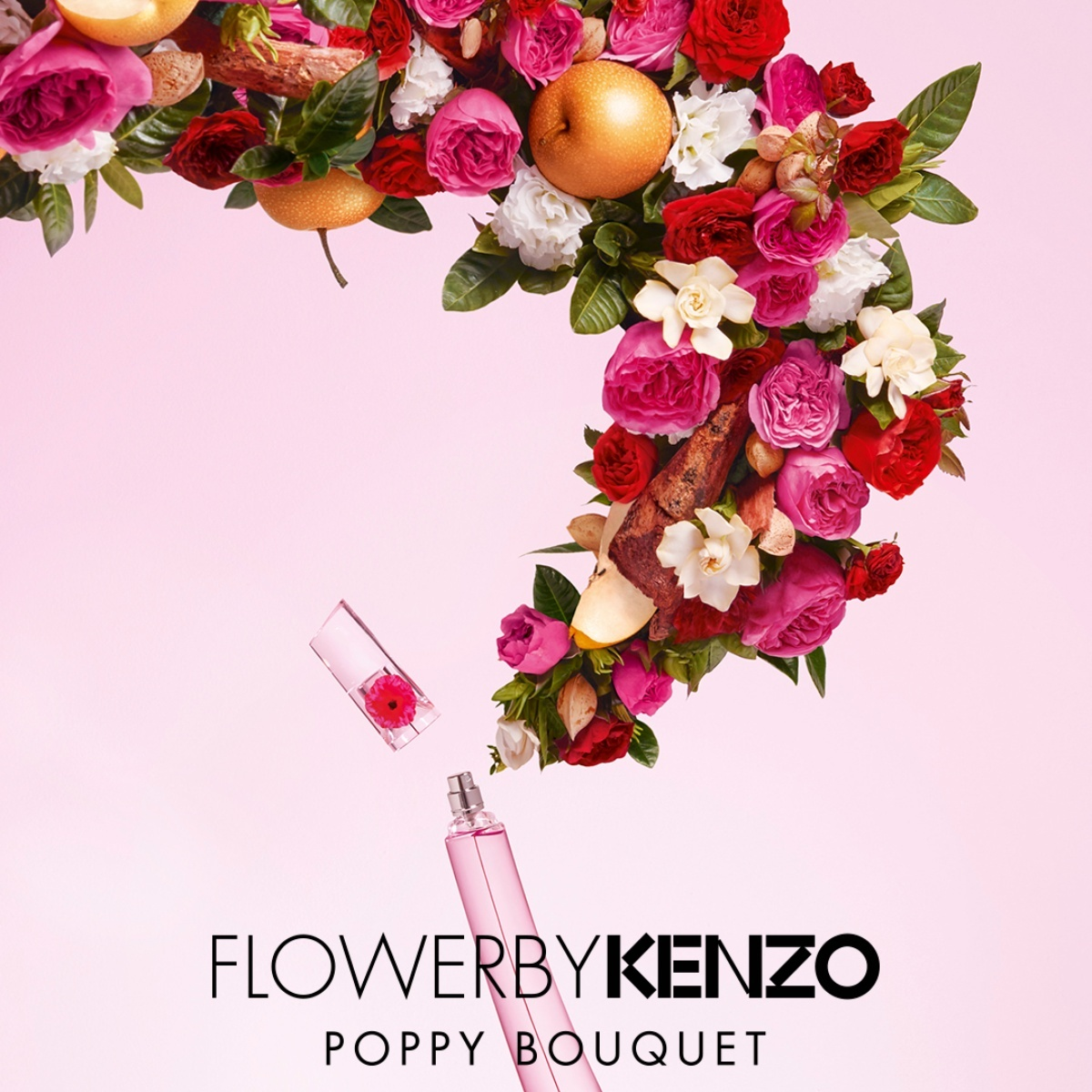 PERFUME PARA MUJER FLOWER BY KENZO POPPY BOUQUET EAU DE PARFUM