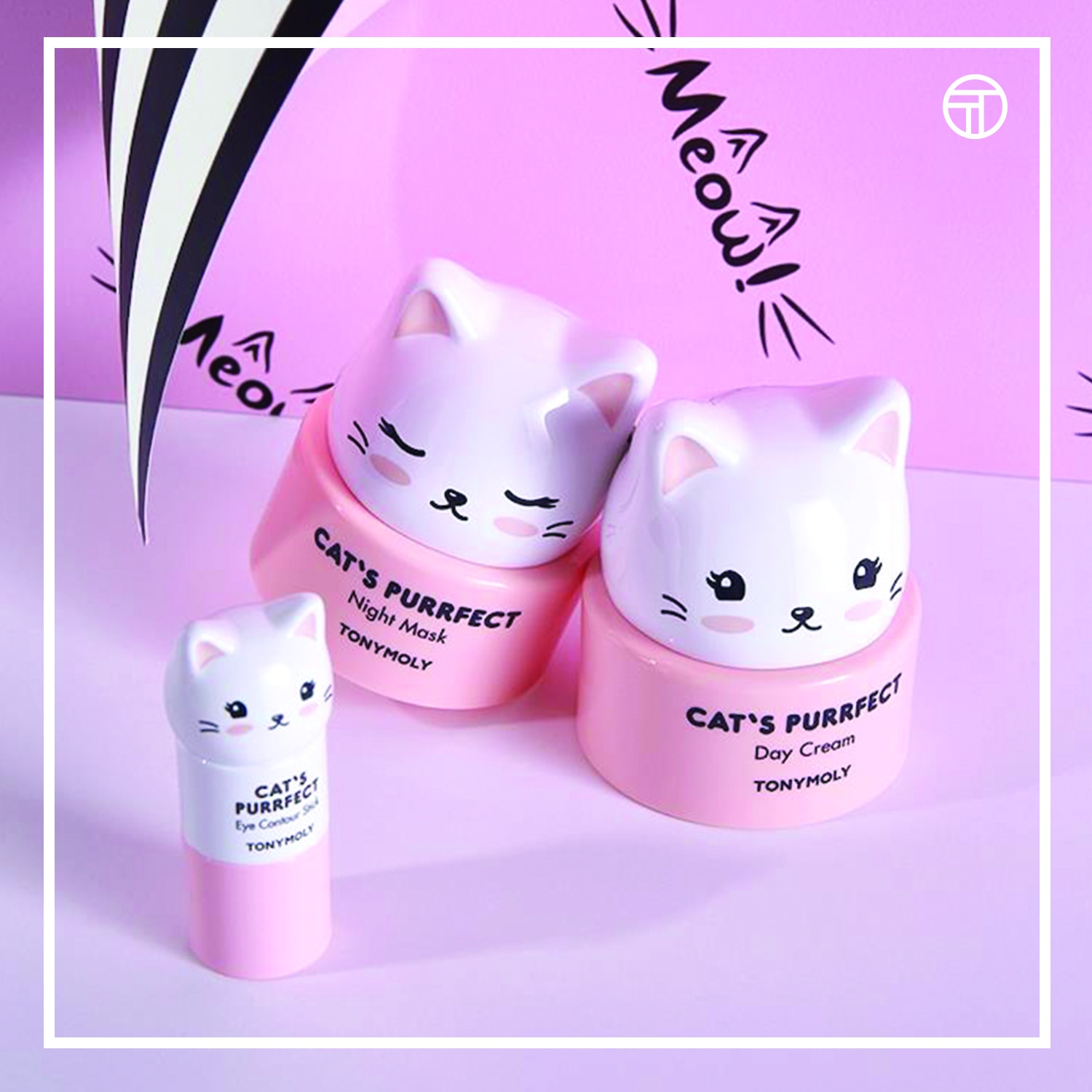 CATS PURRFECT MOISTURIZING NIGHT MASK 50GR