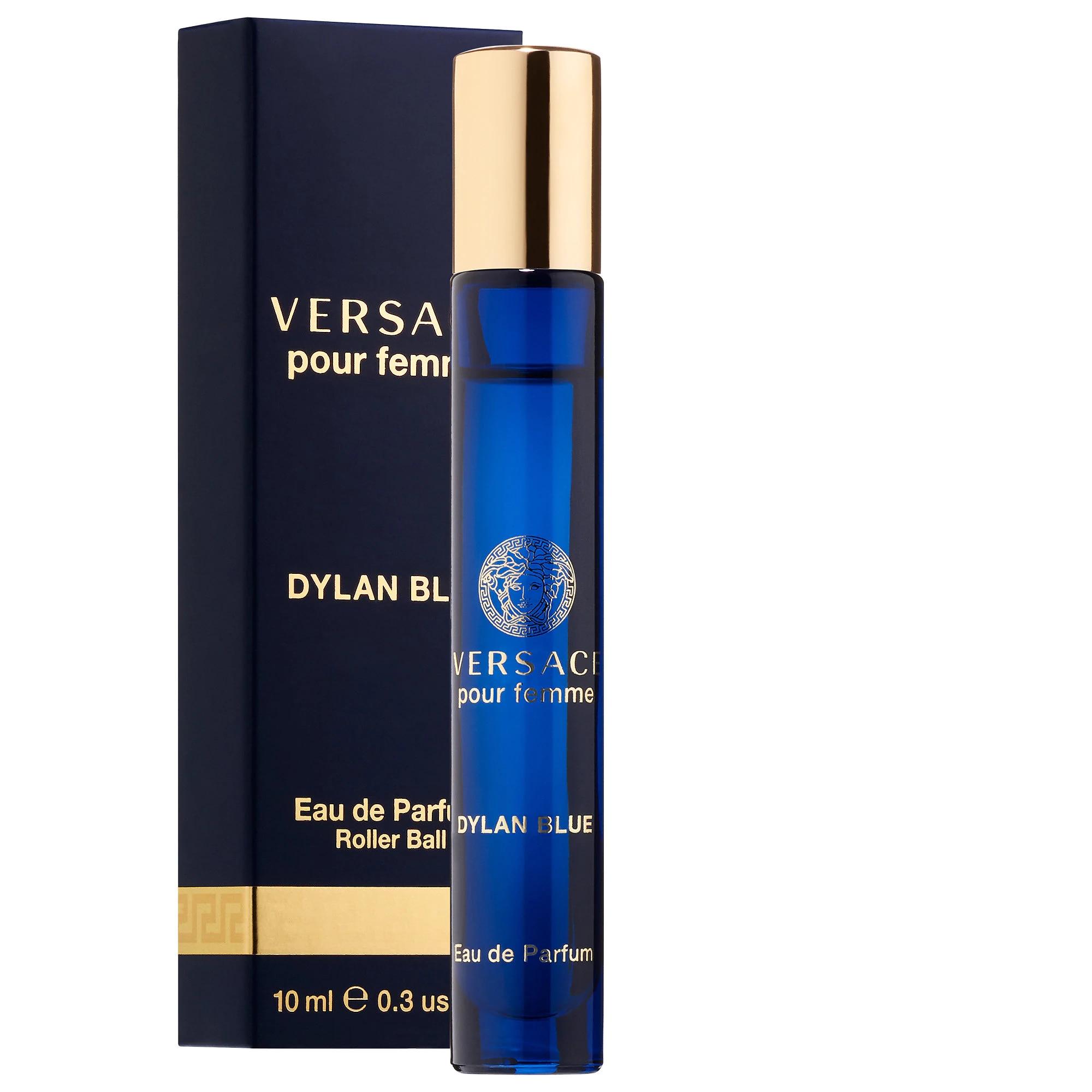 VERSACE DYLAN BLUE POUR FEMME ROLLER BALL 10ML