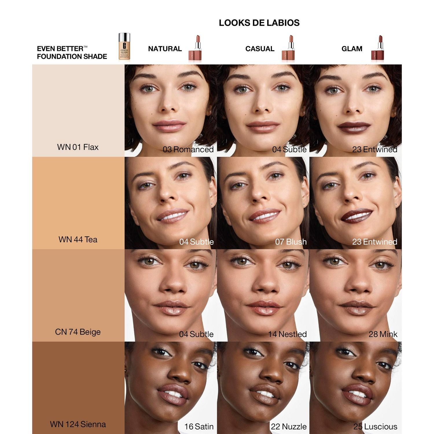 EVEN BETTER POP™ LIP COLOUR FOUNDATION