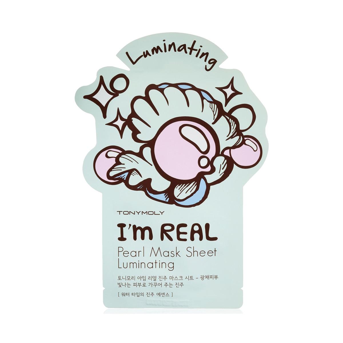 I´M REAL MASK SHEET