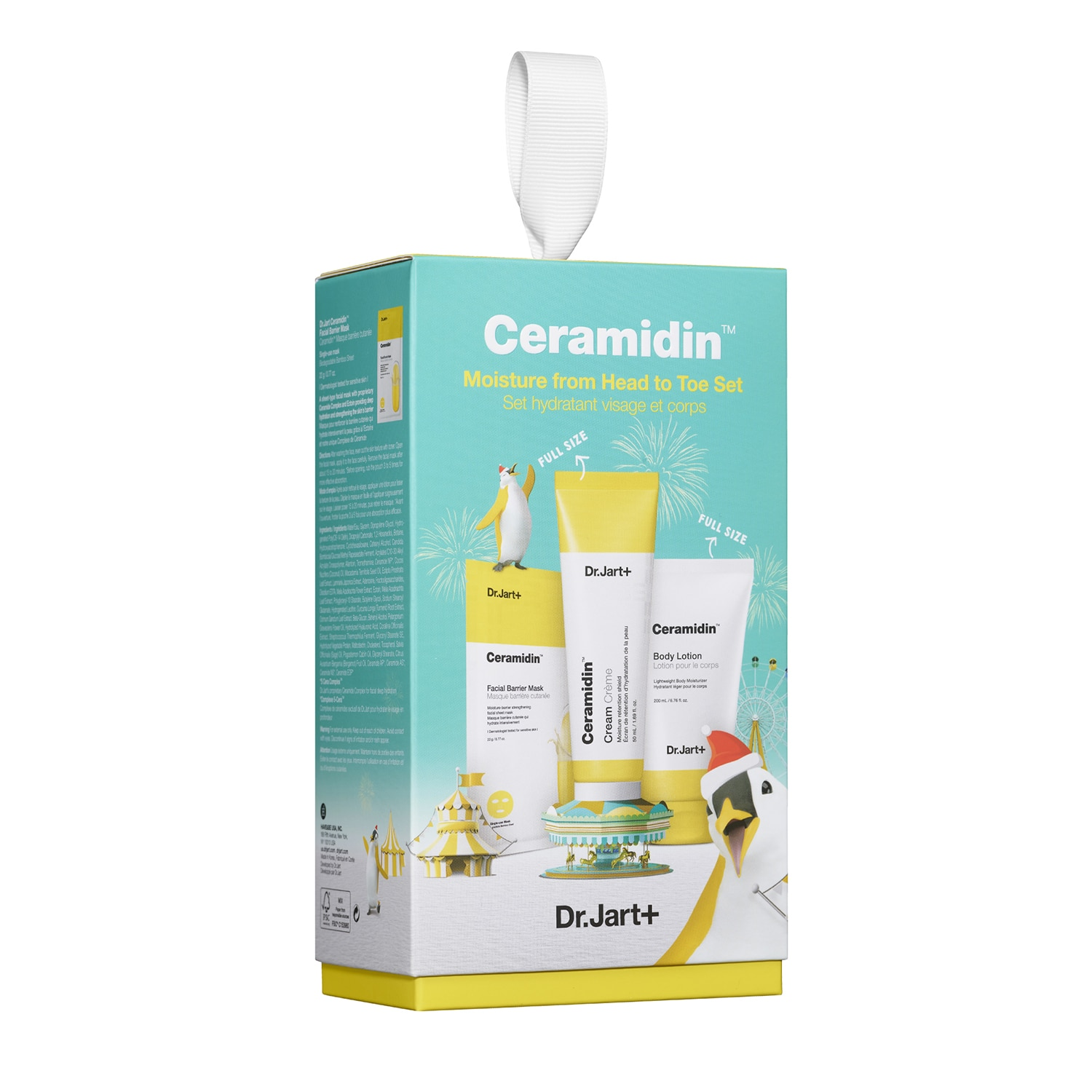 CERAMIDIN™ MOISTURE FROM HEAD TO TOE SET