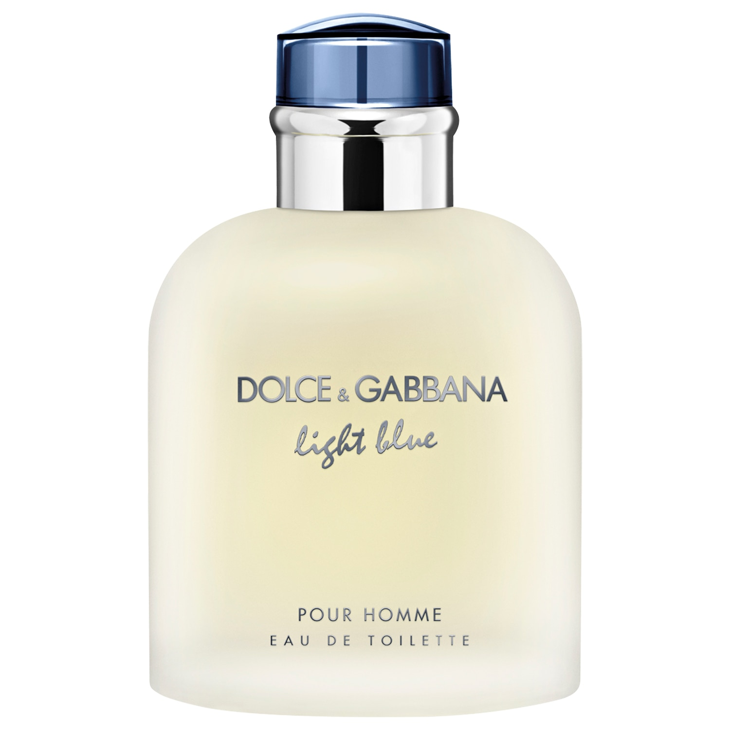 LIGHT BLUE HOMME EAU DE TOILETTE 125ML