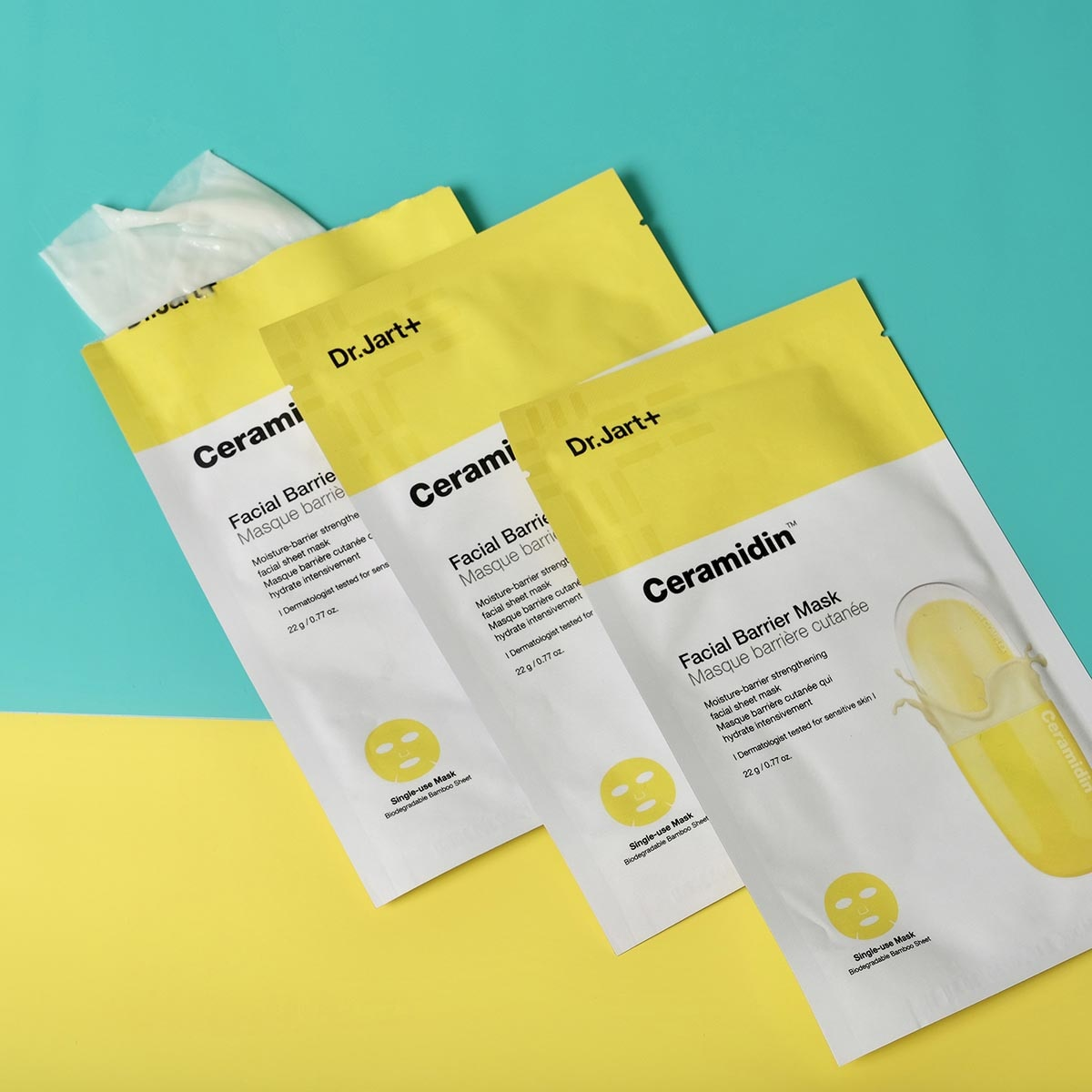 CERAMIDIN™ FACIAL BARRIER MASK
