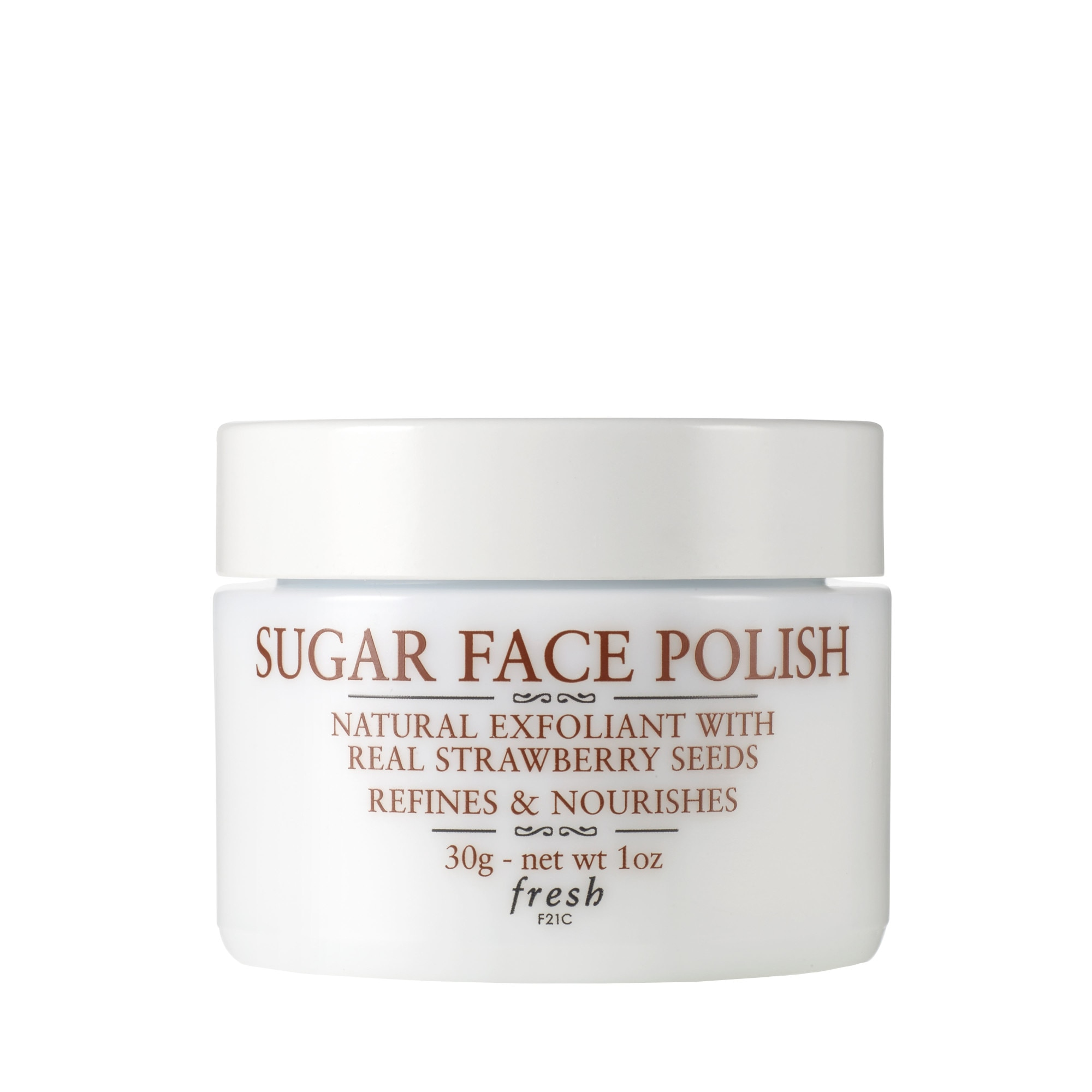 SUGAR FACE POLISH EXFOLIATOR 125GR