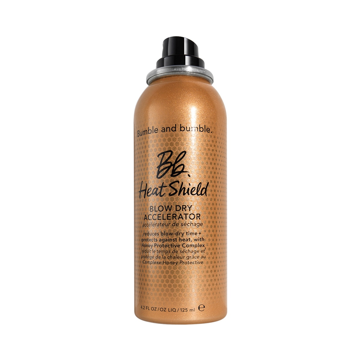 HEAT SHIELD BLOW-DRY ACCELERATOR (SPRAY ACELERADOR DE SECADO)
