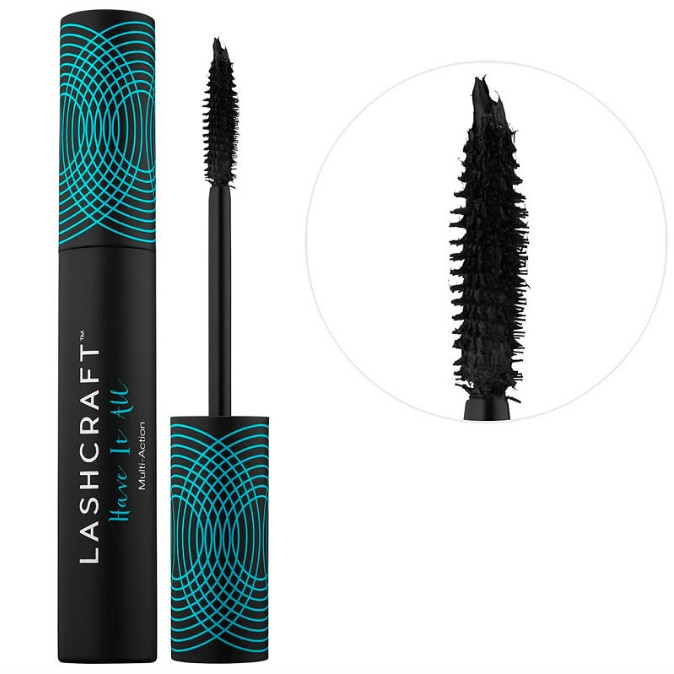 LASHCRAFT HAVE IT ALL MASCARA