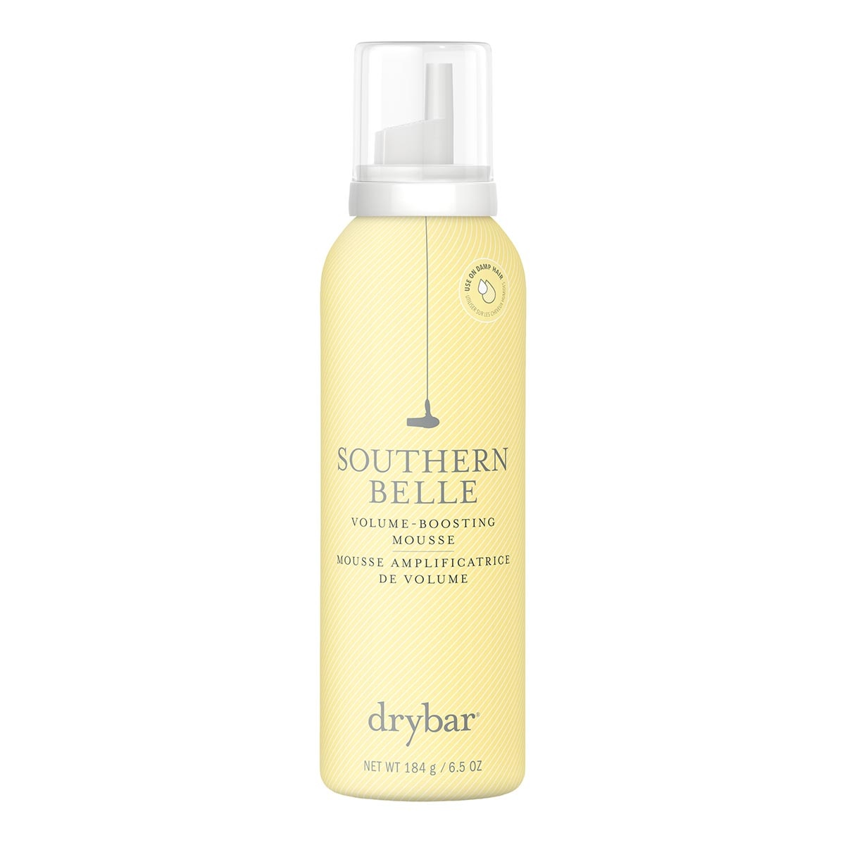 SOUTHERN BELLE VOLUME-BOOSTING MOUSSE