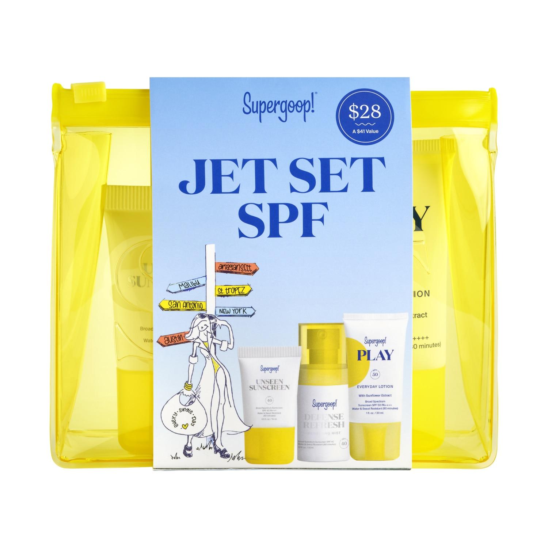 THE JET SET SPF KIT