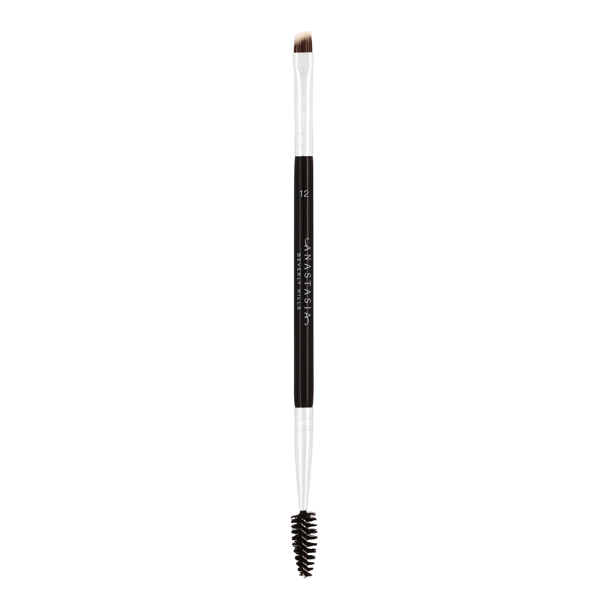 BRUSH #12 - DUAL ENDED FIRM ANGLED BRUSH