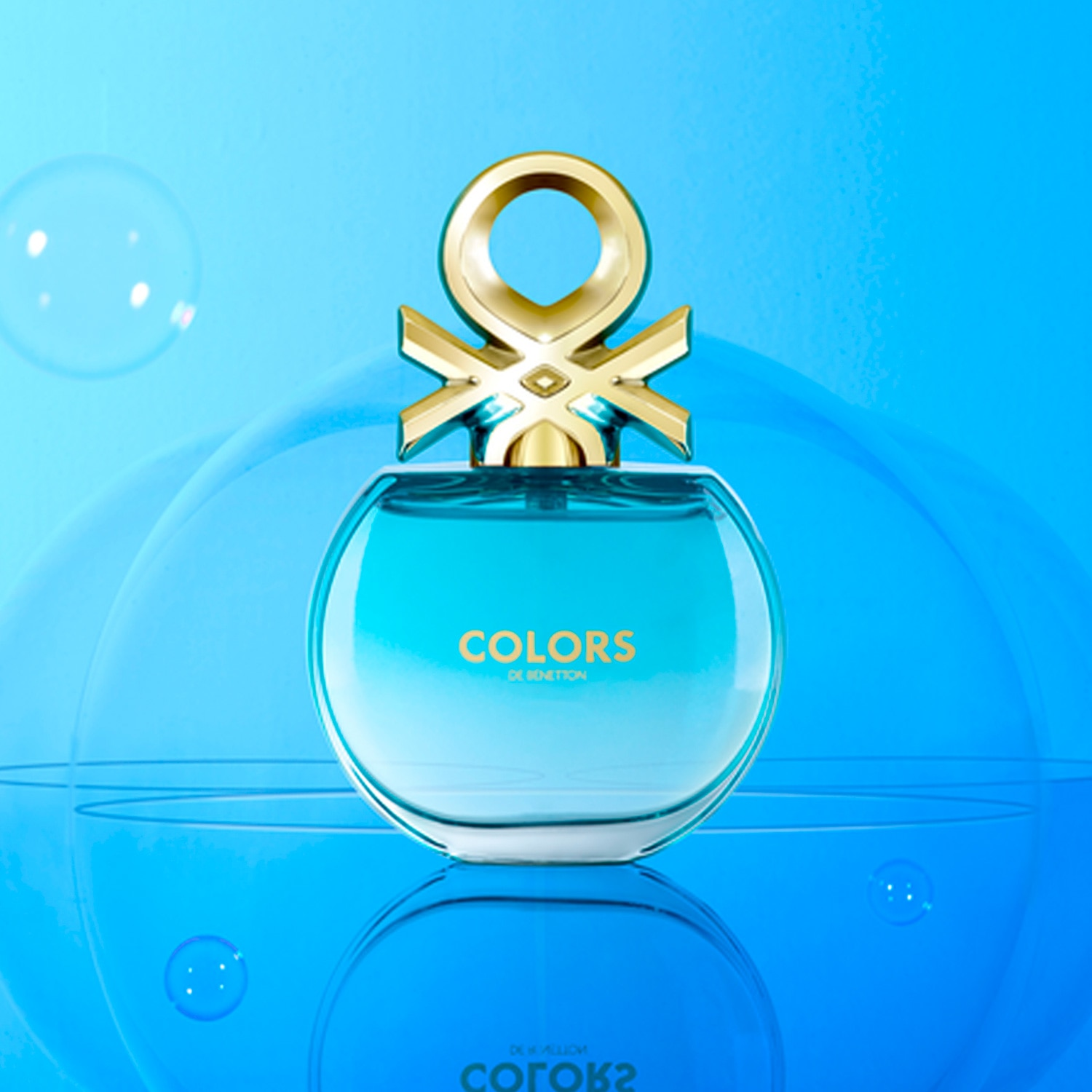 COLORS BLUE EAU DE TOILETTE 80ML