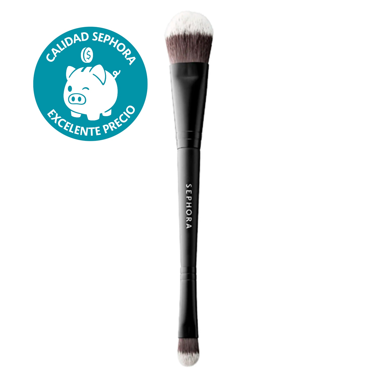 FOUNDATION & CONCEALER BRUSH #203 (BROCHA PARA CORRECTOR)