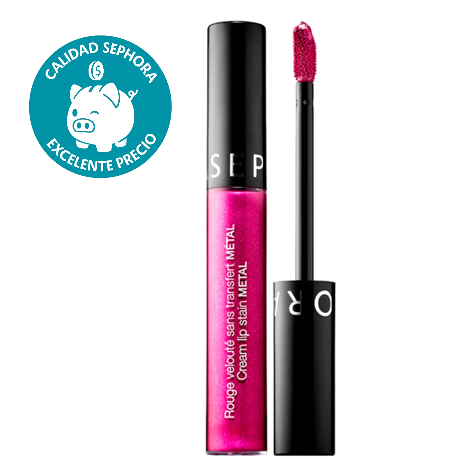 CREAM LIP STAIN LIQUID LIPSTICK (LABIAL LÍQUIDO)