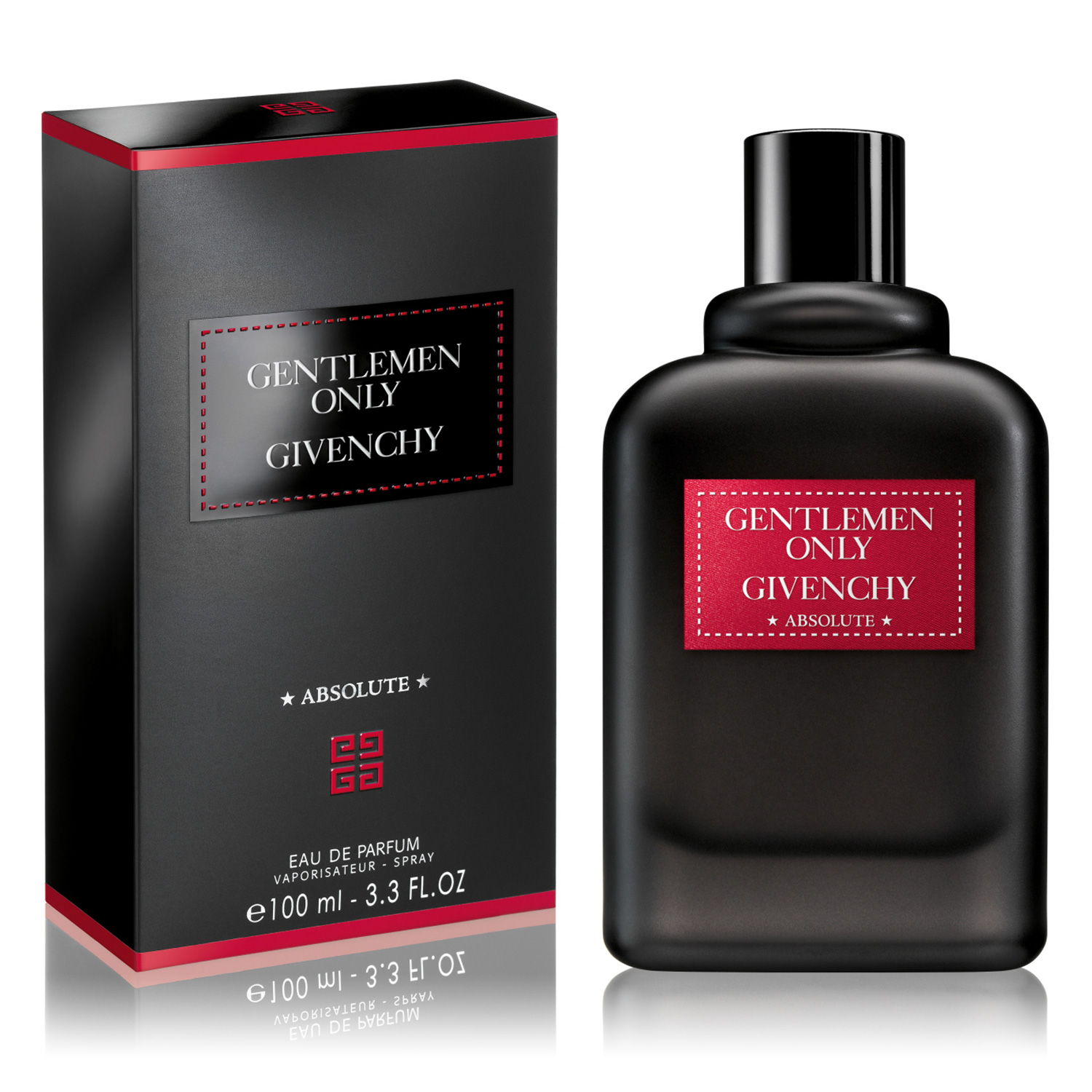 GENTLEMEN ONLY ABSOLUTE GIVENCHY EAU DE PARFUM 100ML (FRAGANCIA MASCULINA)