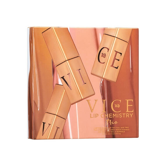 VICE LIP CHEMISTRY 3PC SET 2020 (SET DE LABIALES)
