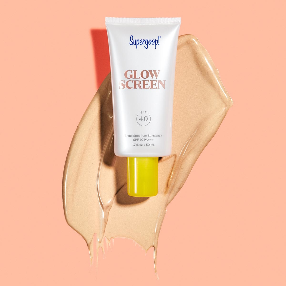 GLOWSCREEN SUNSCREEN BROAD SPECTRUM SPF 40