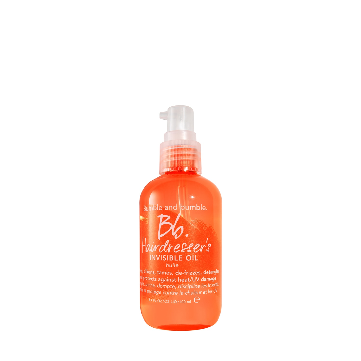 ACEITE PROTECTOR DE CALOR ANTI-FRIZZ HAIRDRESSERS INVISIBLE OIL 100ML