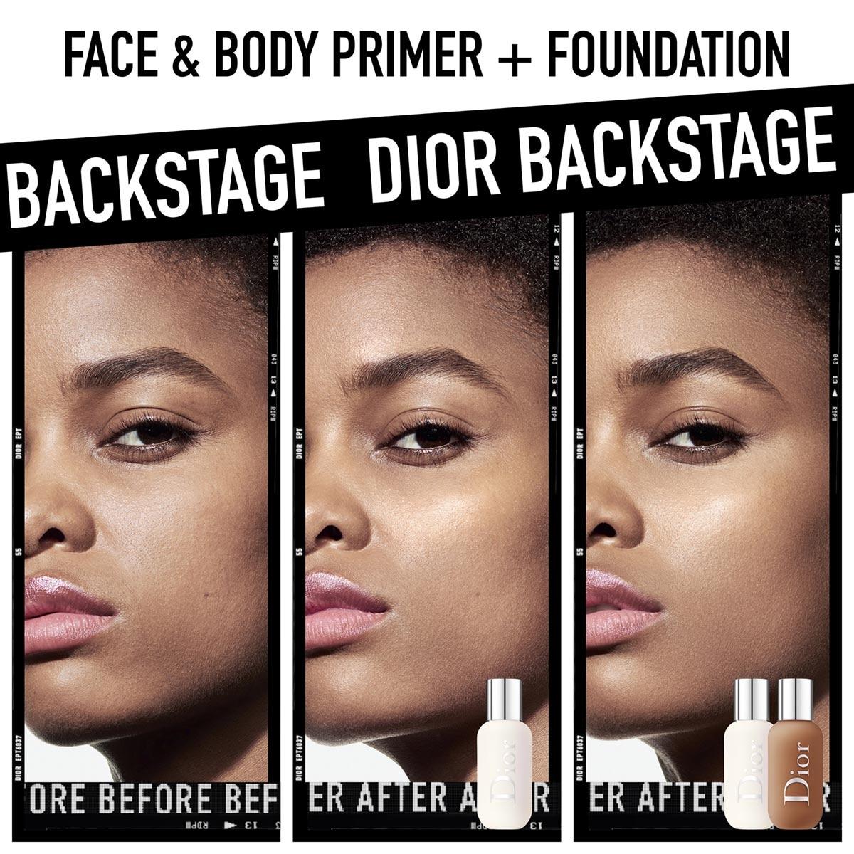 BACKSTAGE FACE & BODY PRIMER 50ML