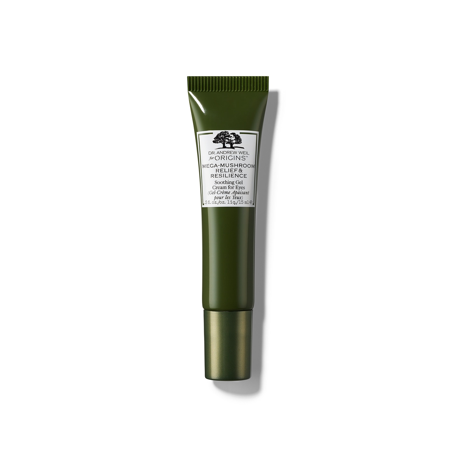 ORIGINS - DR. WEIL MEGA-MUSHROOM™ RELIEF & RESILIENCE SOOTHING GEL CREAM FOR EYES