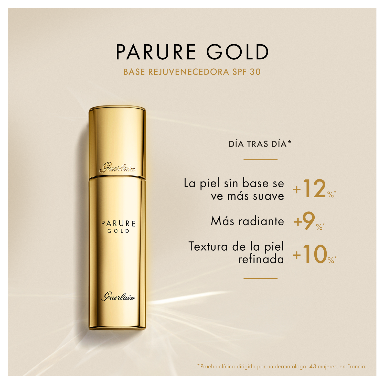PARURE GOLD - BASE DE MAQUILLAJE EFECTO REJUVENECEDOR