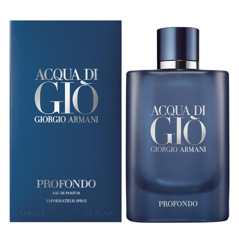 ACQUA DI GIÒ POUR HOMME PROFONDO EAU DE PARFUM 125ML