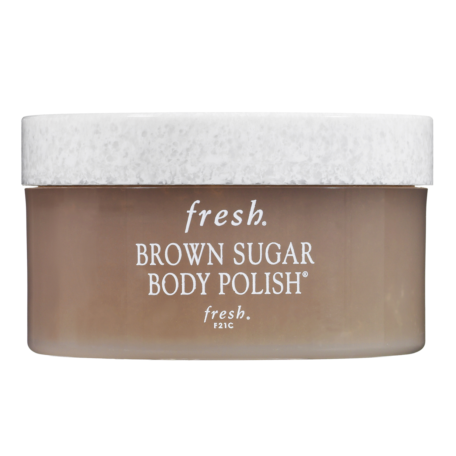 BROWN SUGAR BODY POLISH EXFOLIATOR 200GR
