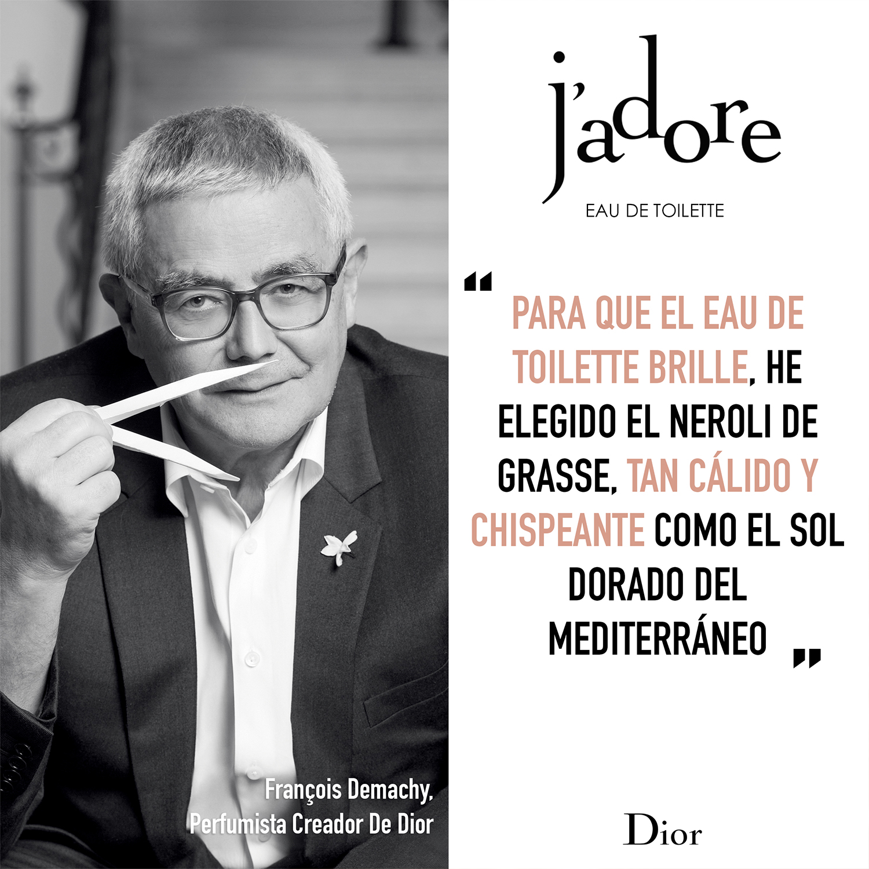 J'ADORE EAU DE TOILETTE 100ML