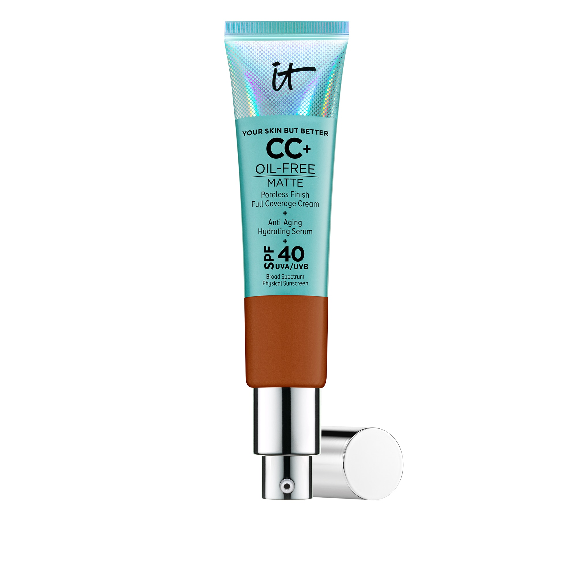 YOUR SKIN BUT BETTER™ CC+™ OIL FREE WITH SPF 40+