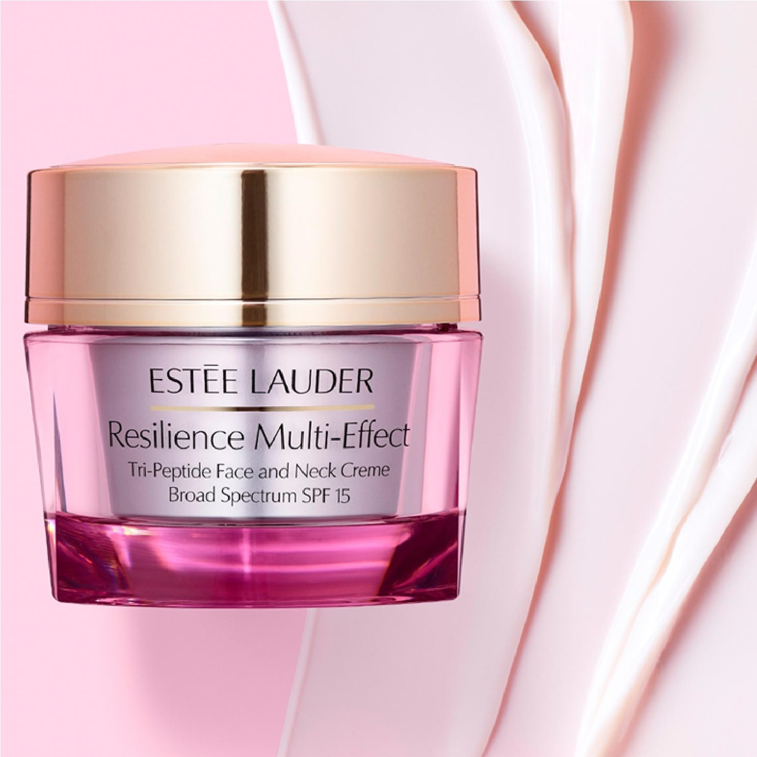 RESILIENCE MULTI-EFFECT TRI-PEPTIDE FACE AND NECK CRÉME