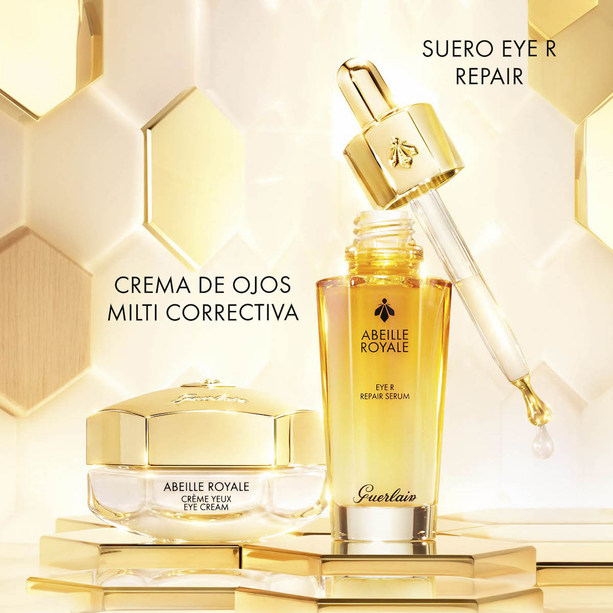 SUERO REPARADOR DE OJOS ABEILLE ROYAL EYE