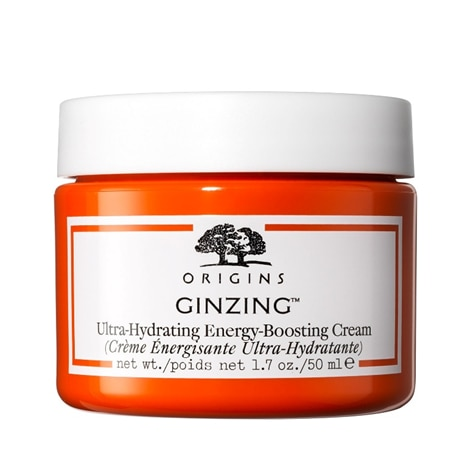 GINZING ULTRAHYDRATING ENERGYBOOSTING CREAM WITH GINSENG & COFFEE 50ML