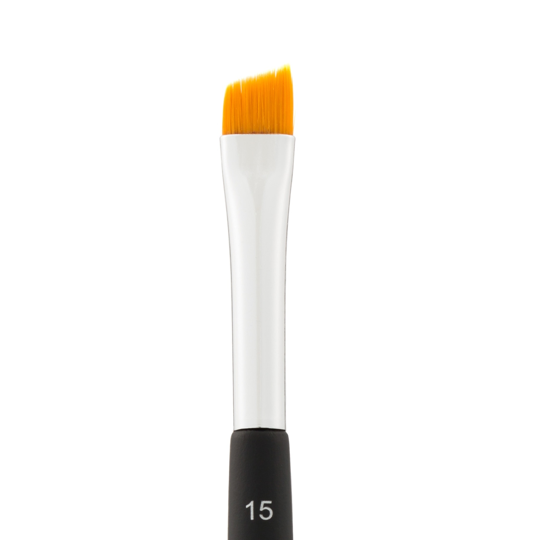 BRUSH #15-MINI ANGLED BRUSH