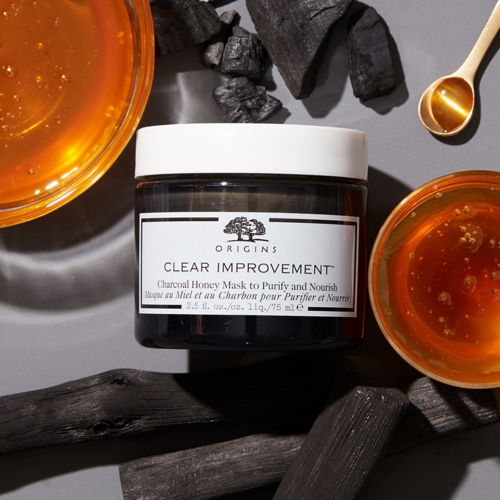 CHARCOAL HONEY MASK 75ML