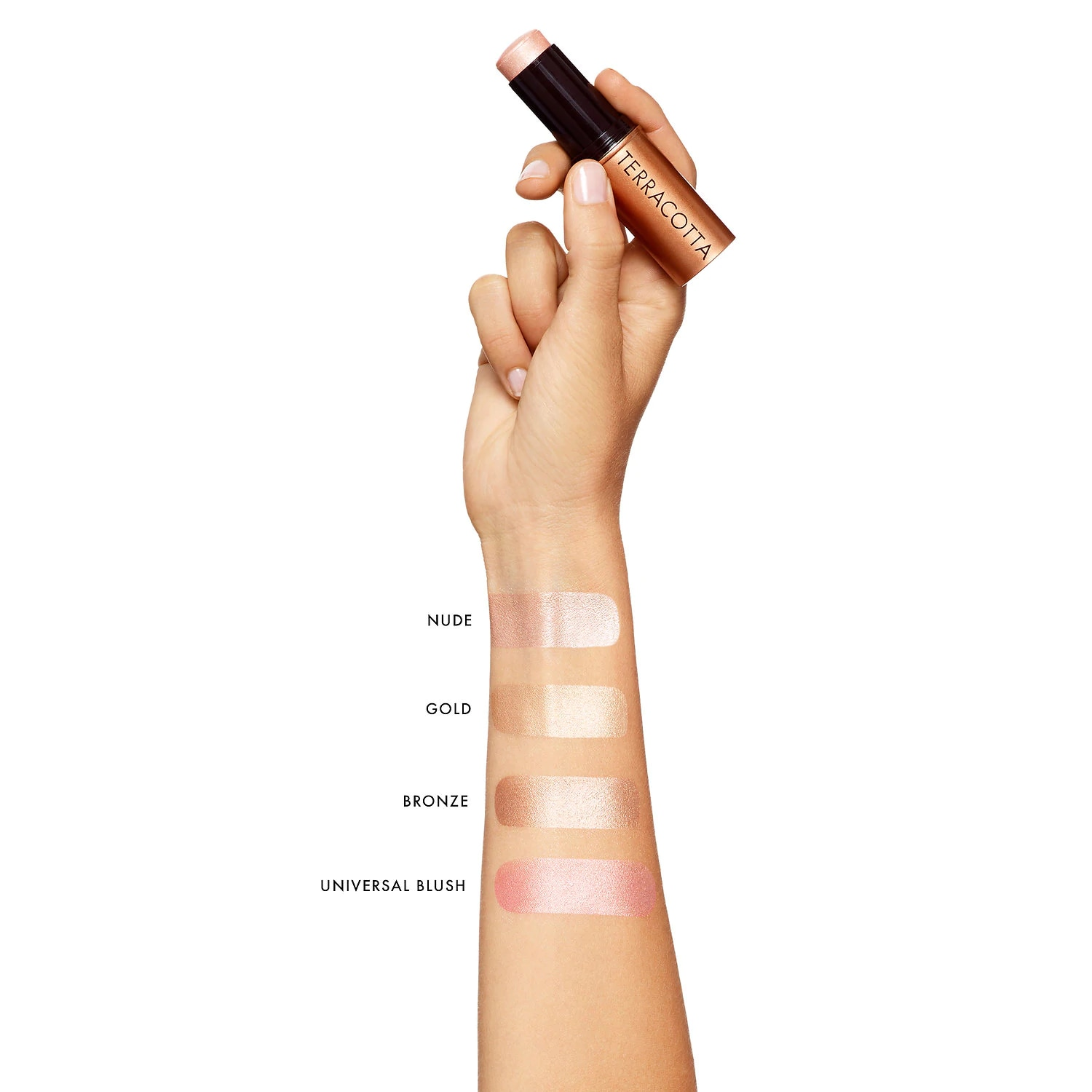 TERRACOTTA HIGHLIGHTER STICK (ILUMINADOR EN BARRA)