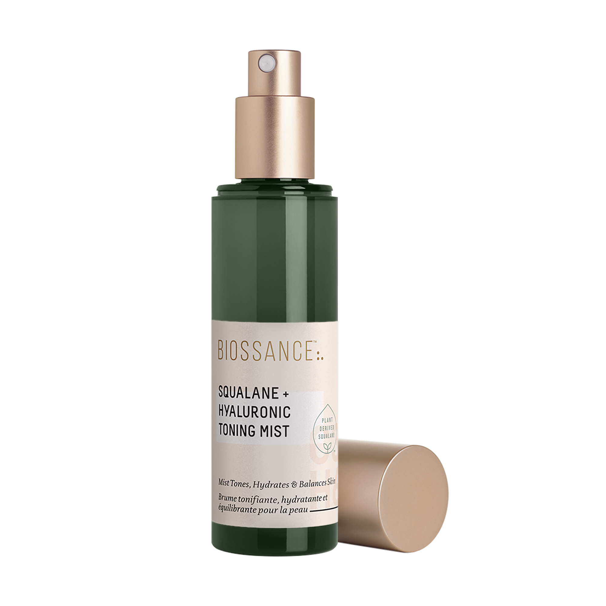 SQUALANE + HYALURONIC TONING MIST 75ML