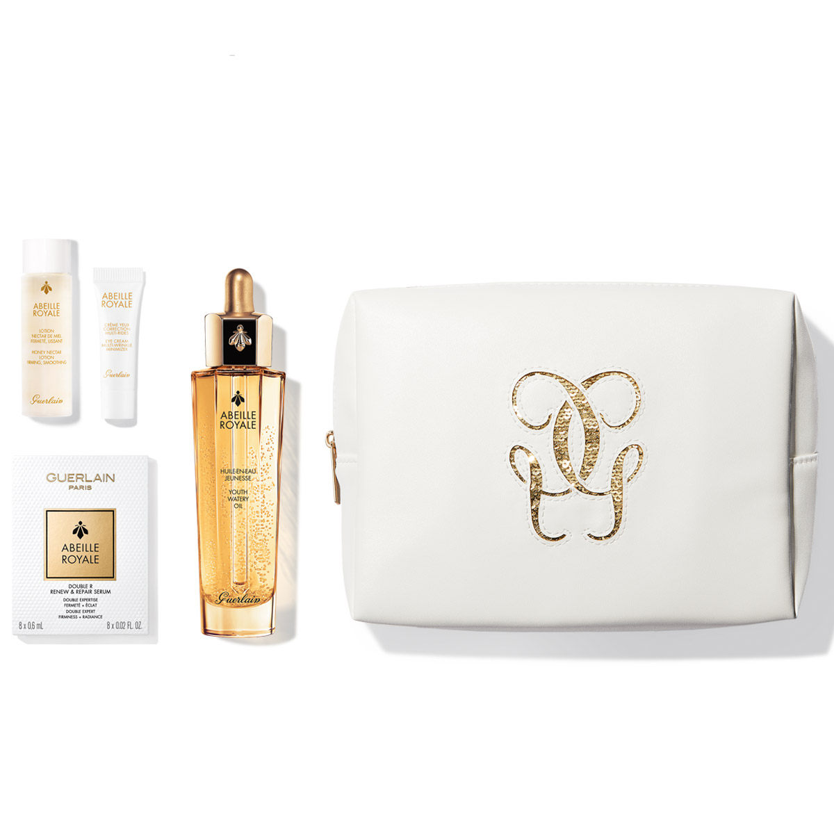 SET DE ACEITE ANTIEDAD ABEILLE ROYALE