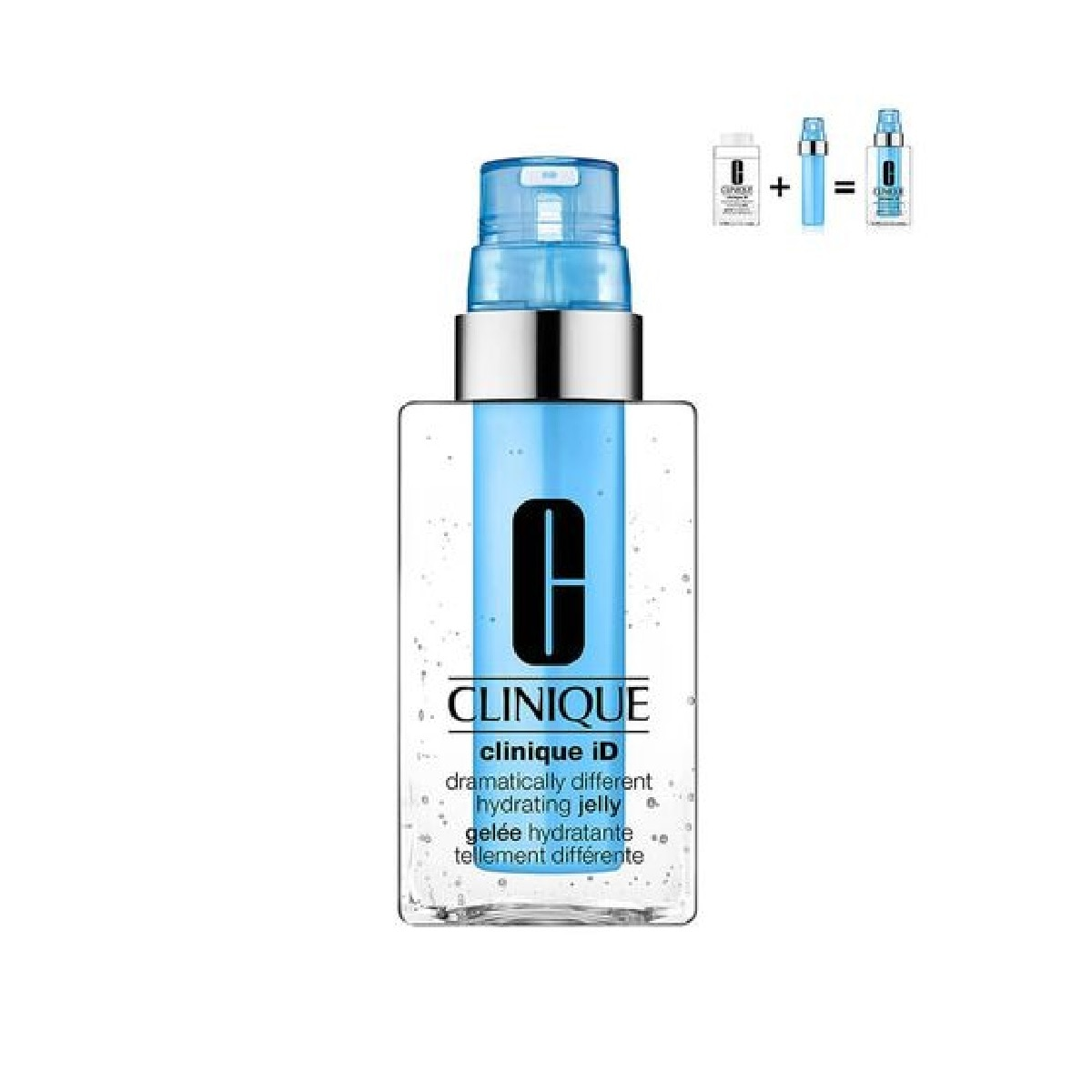 CLINIQUE ID JELLY BASE + SERUM